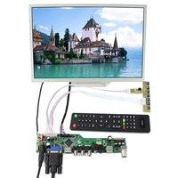 ТВ PC HDMI CVBS РФ USB аудио ЖК дисплей драйвер платы с 12,1 дюйма LQ121K1LG52 1280x800 промышленных ЖК дисплей панели