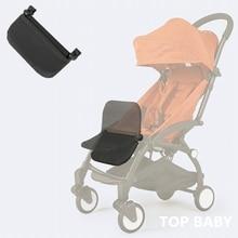 2017 noul cărucior pentru copii accesoriu pentru picioare negru 16cm picior mai lung general pentru copilul copilului yoya cărucior de dormit pentru copii prelungi bord