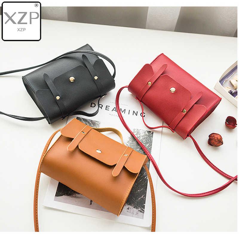 XZP ретро модная женская сумка 2019 новая качественная женская дизайнерская сумка из искусственной кожи Женский дипломат сумка через плечо