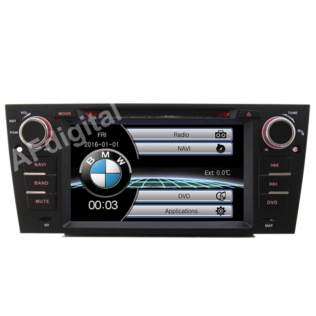 7 car dvd player gps navigation for bmw e90 serie 3 e91 e92 e93 e88 rh aliexpress com BMW E90 M3 bmw e90 business navigation manual