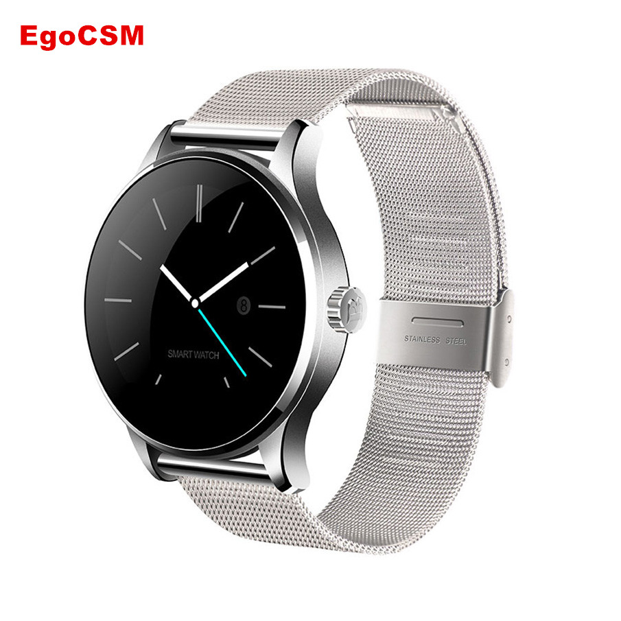 EgoCSM K88H Bluetooth Smart Watch Track Wristwatch MTK2502 Smartwatch Heart Rate Monitor Pedometer Dialing For Android IOS s928 smart watch mtk2502 bluetooth smartwatch heart rate monitor pedometer watch for android ios watch phone gps tracker as g01