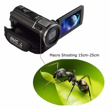 10X Optical Zoom Pro Digital Video Camera HDV-Z80 32GB SD Card Memory 5.1″CMOS Lithium Battery China Digital Camcorder