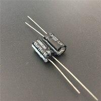20 pces 68 uf 25 v jamicon sk série 6.3x12mm alta qualidade 25v68uf alumínio capacitor eletrolítico