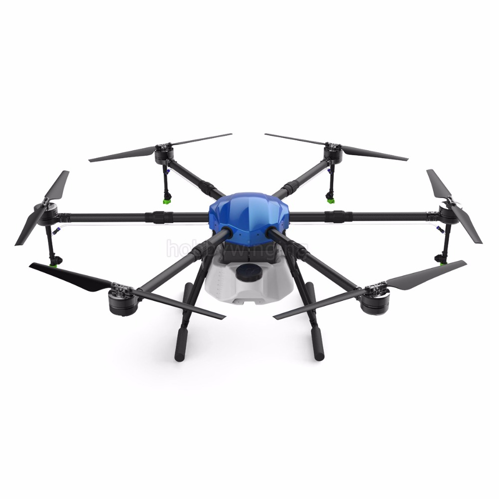 New 6-axis waterproof Spray Agriculture drone w/16L Large Load Tank spraying system 1630mm Wheelbase Folding UAV 16KG Hexacopter 4 axis waterproof spray agriculture drone frame w 10l tank spraying system 1300mm wheelbase folding uav 10kg hexacopter