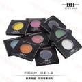 Genuine BH makeup matte Eyeshadow random assembly Pigment Eyeshadow 9 Colors Eye Shadow Powder Metallic Shimmer Warm Color