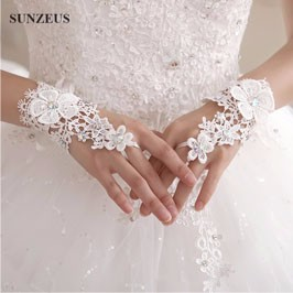 bridal gloves 3
