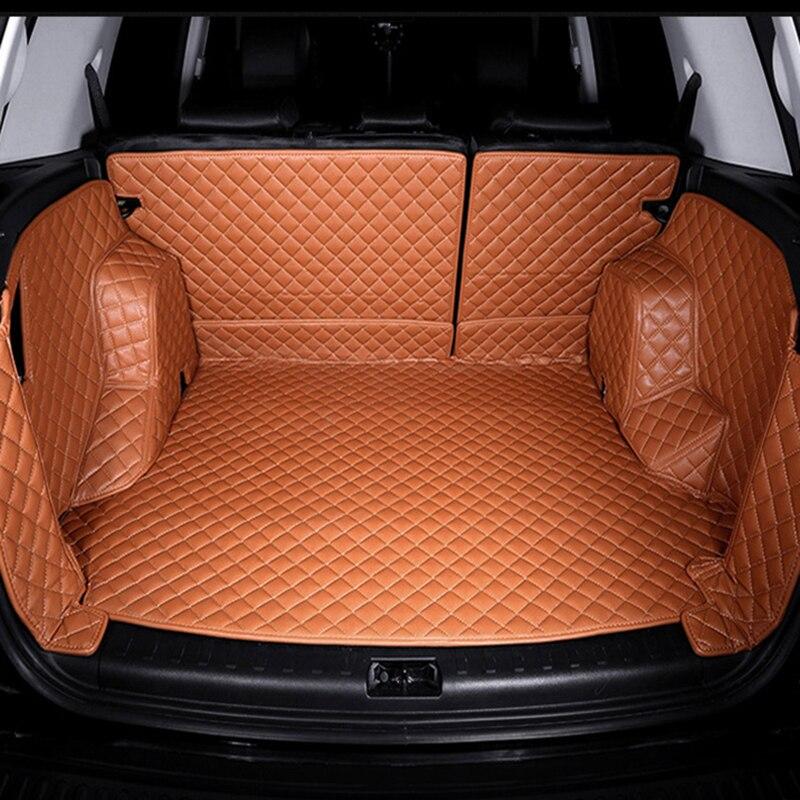 Special Car Trunk Mats For Suzuki All Models Jimny Grand Vitara Kizashi Swift SX4 Wagon R Palette Stingray Auto Styling Foot Mat On Aliexpress