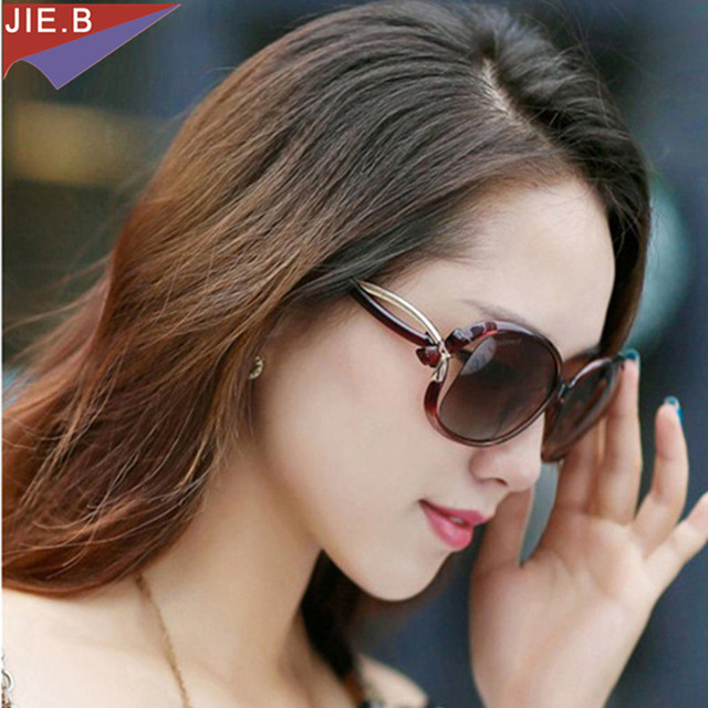 864ced7d67 Luxury UV400 Polarized Bowknot Sunglasses Women Fashion Summer Sun Glasses  Women s Vintage Sunglass Female Eyeglasses. Anniversary Sale ...