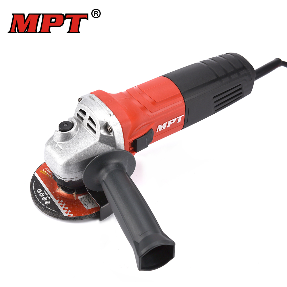 все цены на MPT 220V 11000RPM Angle Grinder Grinding Machine Polishing Cutting Grinding Sanding Wax Power Tools Free Shipping онлайн