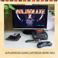 Dual System - NES & Sega Genesis (Supports MD) Console 4