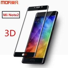 Xiaomi mi note 2 glass xiaomi note 2 tempered glass  3D Curved Glass MOFi original 3D glass full cover screen protector 5.7″