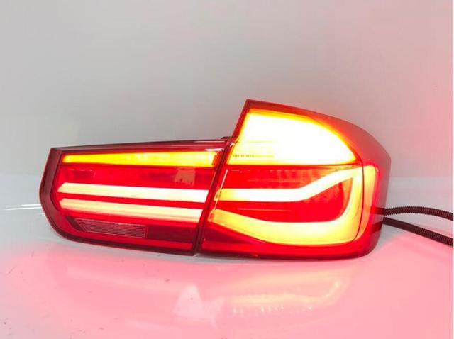Автомобильный Стайлинг для BMW F35 задний фонарь, F30, 2013 ~ 2017, в сборе для 318i 318Li 320i задние фонари, выделенная светодиодная задняя подсветка 4 шт.