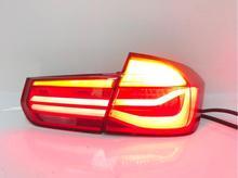 car styling For BMW F35 taillight,F30,2013~2017,assembly for 318i 318Li 320i rear lights dedicated led taillight light 4pcs