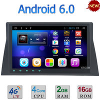 Android 6 0 4G 10 1 Quad Core 2GB RAM DAB Car DVD Player Radio For