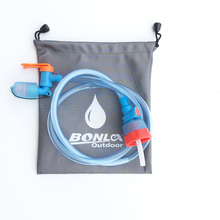 Newest! Outdoor Hiking Cycling Bag Bottled Water Modification Bottles Mountaineering Suck Drinking Water System Kit Tube