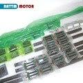 Navio DA UE! L-400 6 PC guia Linear Quadrado/1000/1500mm & 3 pc Ballscrew 2005-400/1000 /1500 milímetros com Porca & 3 set BK/B15 & Couuling