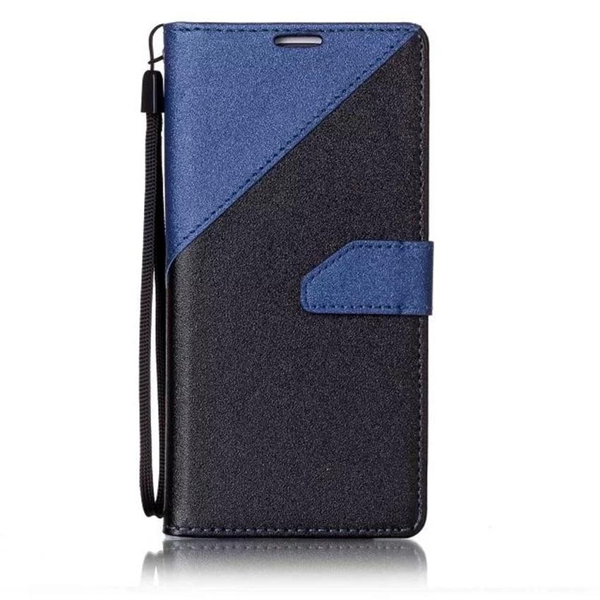Για Samsung Galaxy S6 S7 Edge Case Mix Color PU Leather Flop - Ανταλλακτικά και αξεσουάρ κινητών τηλεφώνων - Φωτογραφία 1