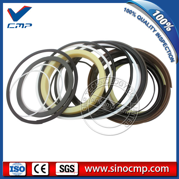 ZX350-1 ZX350 excavator boom cylinder seal kit 9180581 9173710 4640107 for HitachiZX350-1 ZX350 excavator boom cylinder seal kit 9180581 9173710 4640107 for Hitachi