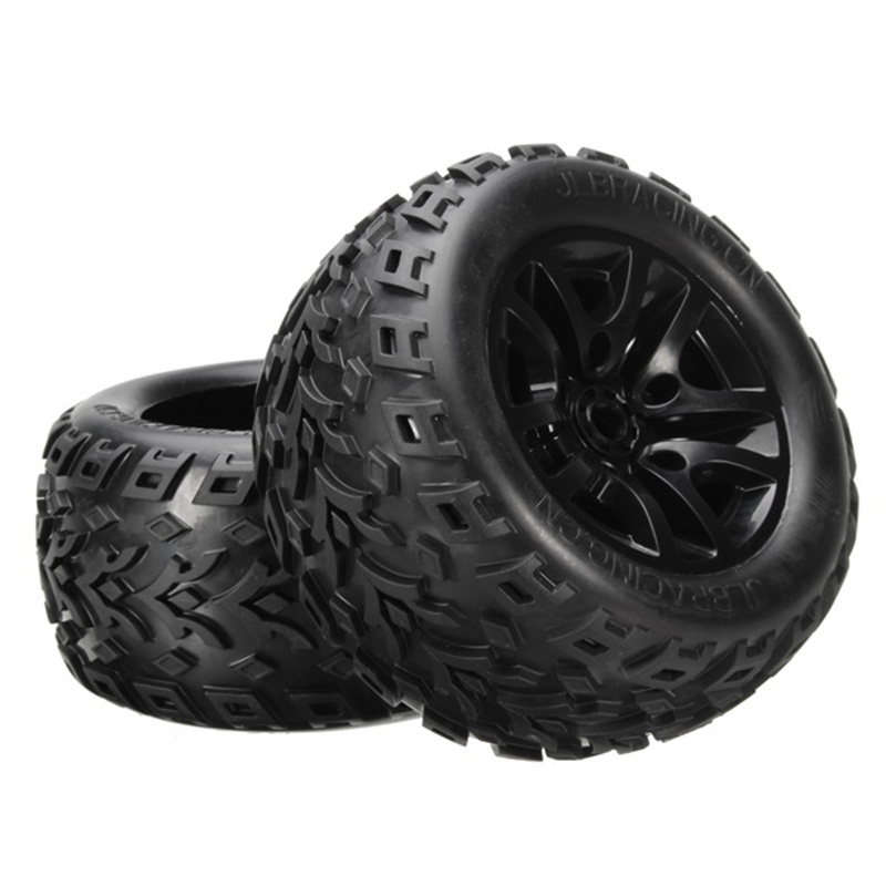 JLB Racing CHEETAH 1/10 Brushless RC Car Truggy 21101 2PCS Wheel