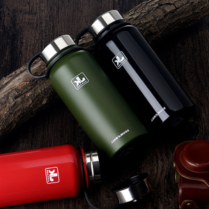 Image 5 - 600/800/1100/1500ml Double Wall Thermos Cup Stainless Steel Vacuum Flask Insulation Bottle For Water Bottles Sports Shaker Mug