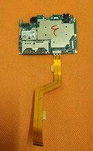 Se placa base Original de 2G RAM + 16G ROM placa base para Bluboo Maya Smartphone MT6580A Quad Core 5,5 pulgadas HD envío gratis