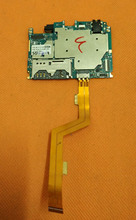 Usado original mainboard 2g ram + 16g rom placa mãe para bluboo maya smartphone mt6580a quad core 5.5 polegada hd frete grátis
