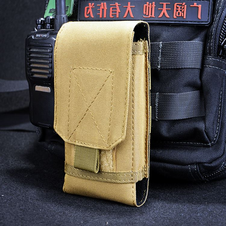 Outdoor Phone Case For Nomu <font><b>S10</b></font> Pro Universal Military Tactical Holster Belt Bag Waist For Nokia 9 Blackview BV4000 <font><b>HomTom</b></font> HT50 image