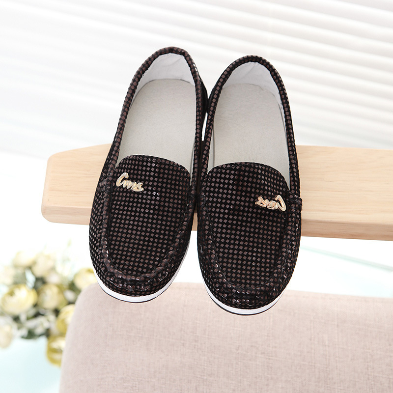 Hot Sale Kids Shoes Baby Boy Shoes PU Leather Soft Single Shoes Children's Loafers Casual Sneakers EU 21-30 Boys Flats