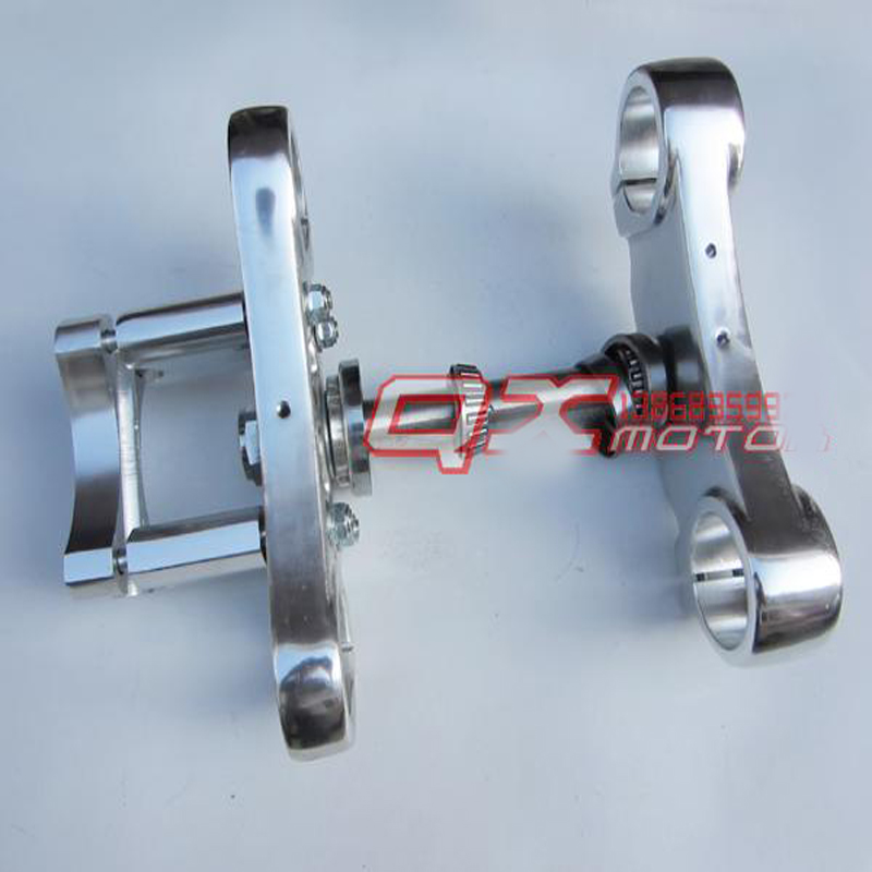 CRF70 Small Cross - Country Motorcycle Modified Slip Tire Widening Forging Direction Of The Board Assembly