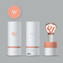 Compact Size LED Red Velvet Kpop Stick Lamp Hiphop Lightstick Official Concert fluorescent stick aid rod
