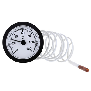 52mm Dial Thermometer Capillar