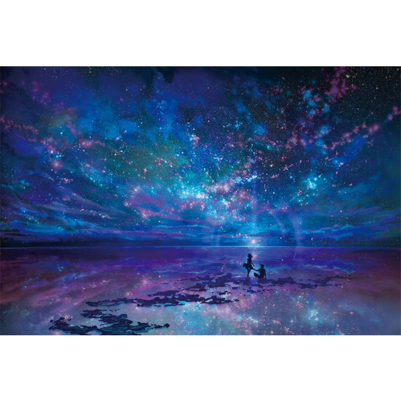 Adult Starry Ocean Puzzle Kids Jigsaw Puzzles 1000 pieces  Educational Toys for Children wood puzzles