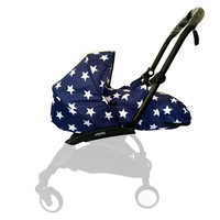 Baby Stroller Sleeping Basket Baby Accessories General Not Contain Frame Birth Nest apply any Stroller
