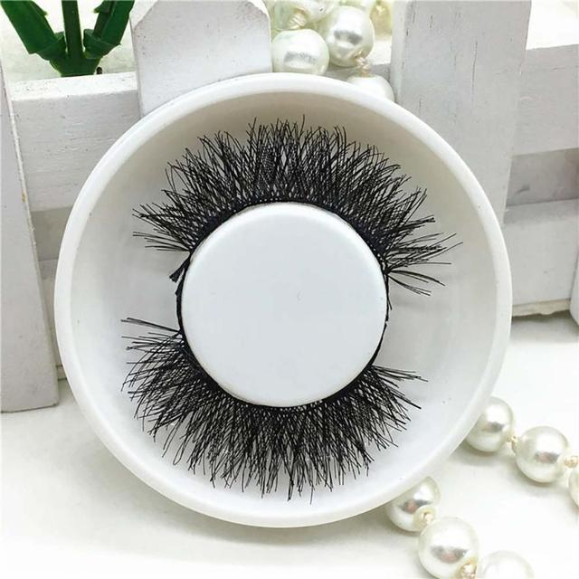 3D Double Magnetic False Eyelashes  4