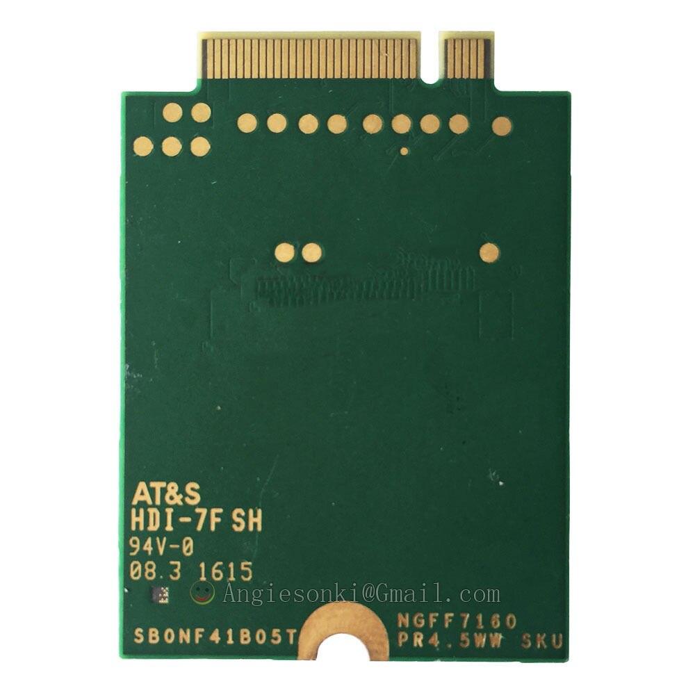 SIERRA EM7345 04X6014 4G LTE WWAN Card lenovo Thinkpad X250 X1C W550 T450 X240