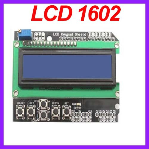 20pcs lot 1602 font b LCD b font Screen Module For font b Arduino b font