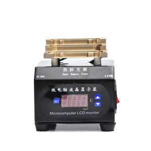 Image 2 - Novecel 220v液晶フレーム分離手動操作機ホットプレート分離するフレームiphone 6 グラムに × xs xr 11 11pro最大