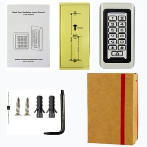Image 5 - RETEKESS Access Control Keypad System RFID Door 125KHz 1 Access Control Keypad + 10 RFID Keyfobs Cards With 2000 Users F9501D