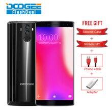 DOOGEE BL12000 6.0 Inch 12000mAh 12V/3A 6GB RAM 64GB ROM MT6750T Octa-Core 1.5GHz 4G Smartphone