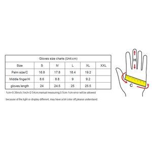 Image 5 - Mode Vrouwen Schapenvacht Handschoenen Hoge Kwaliteit Lederen Vijf Vinger Twee Tone Elegante Winter Dame Rijden Handschoen EL031NR