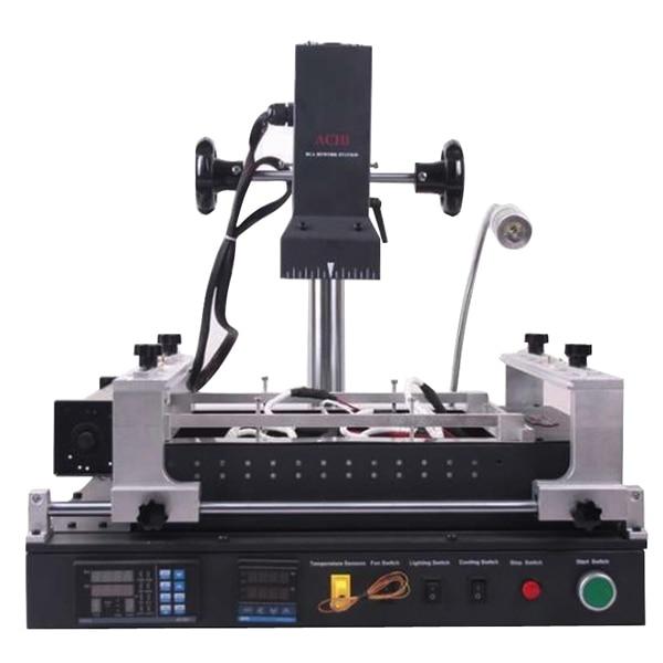 ACHI IR PRO SC infrared BGA Soldering Rework Station For Motherboard Chip PCB Refurbished Repair Machine