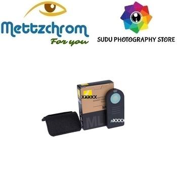 Mettzchrom ML-L3 pilot zdalnego sterowania na podczerwień ML-N dla NIKON ML-L3 D7500 D7200 D5500 D3300 D3200 D750 D90 #8230 #8230 tanie i dobre opinie MLL3 wireless