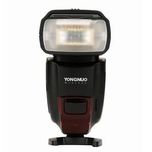 Image 2 - Yongnuo Speedlite + YN560 TX Al Litio YN860Li II Trigger Remote Controller 2.4G Wireless GN60 DSLR Camera Flash per Canon Nikon