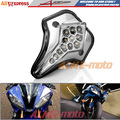 For YAMAHA YZF R6 2008-2012 Motorcycle Accessories Front Center Marker LED Pilot Light Smoke