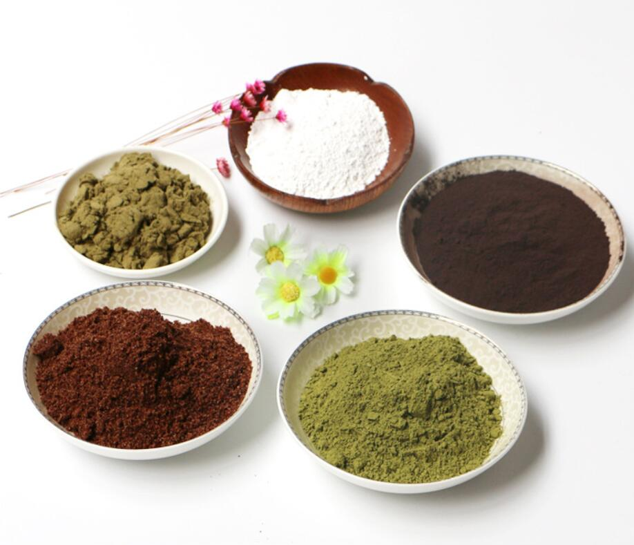 100% Naturel Plant Herb Powder Wormwood Powder Mint powder Herbs Samples(China)