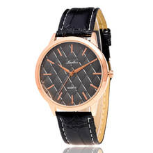 Ladies' Korean Style Leather-based Band Wrist Watches Prime Model Luxurious Watches Girls Informal Clock College College students'Analog Watches
