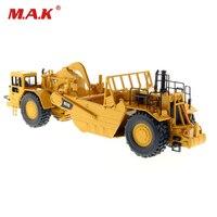 Детские игрушки 1/50 масштаб строительные машины 657 г колесный трактор скребок Высокая линия серии 85175 литья под давлением модель