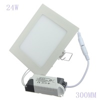 Lowest Price 24W Led Panel Lights Warm White Square Recessed Smd Led Ceiling Spot Panels Lighting
