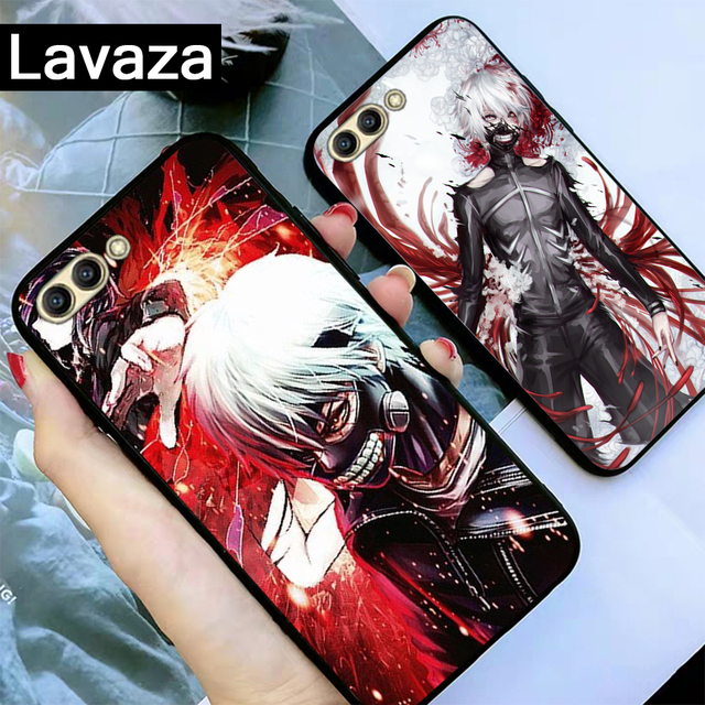 Tokyo Ghoul Silicone Case for Huawei Honor 6A 7A 3GB Pro 7X 8 Lite 8X 8C 9 Note 10