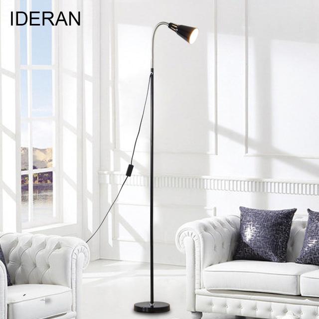 Black White Pink Indoor Floor Lamp Modern Brightness Modern Stand ...